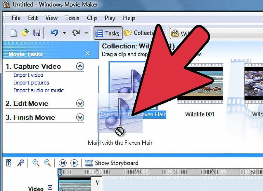 Windows  Restaurer Movie Maker